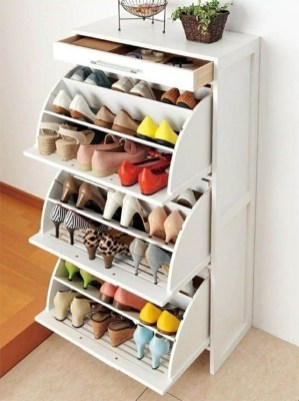 Spectacular Diy Shoe Storage Ideas For Best Home Organization To Try 35