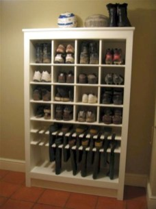 Spectacular Diy Shoe Storage Ideas For Best Home Organization To Try 47