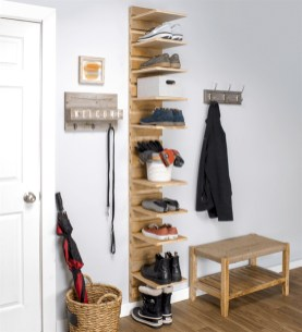 Spectacular Diy Shoe Storage Ideas For Best Home Organization To Try 49