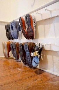Spectacular Diy Shoe Storage Ideas For Best Home Organization To Try 50