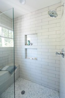 Spectacular Tile Shower Design Ideas For Your Bathroom 04