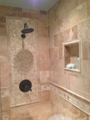 Spectacular Tile Shower Design Ideas For Your Bathroom 06