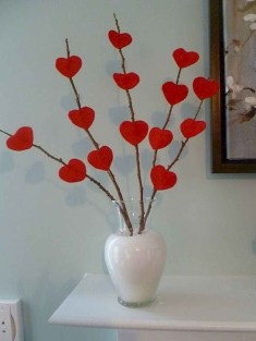 Stylish Valentines Day Decoration Ideas That You Will Love It 02