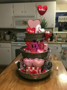Stylish Valentines Day Decoration Ideas That You Will Love It 05