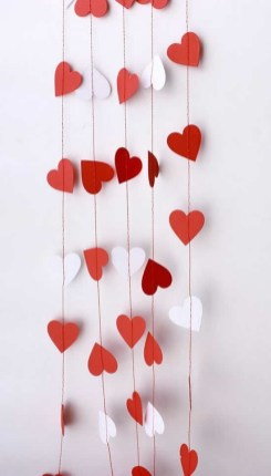 Stylish Valentines Day Decoration Ideas That You Will Love It 07