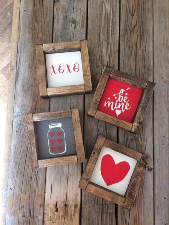 Stylish Valentines Day Decoration Ideas That You Will Love It 40