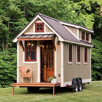 Affordable Tiny House Design Ideas To Live In Nature 01