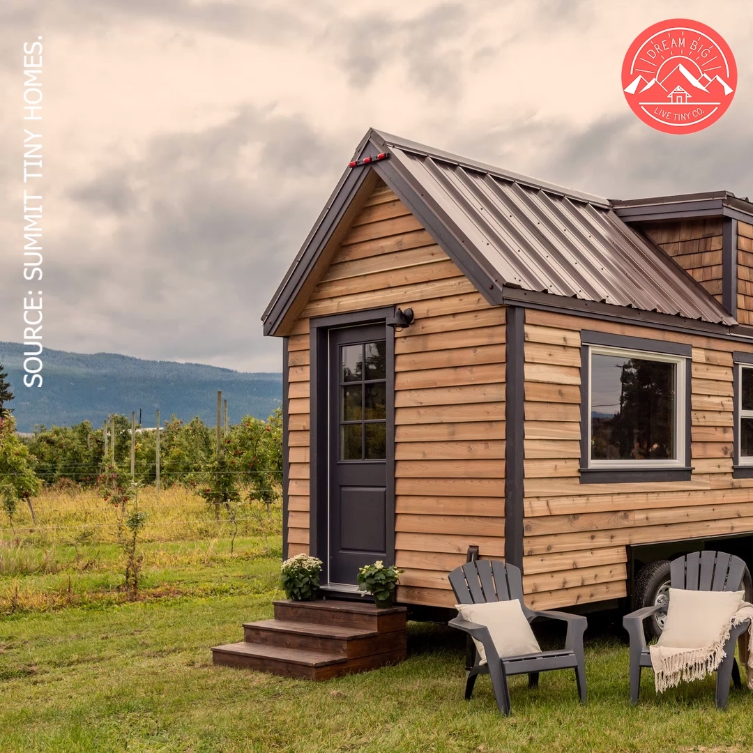 Affordable Tiny House Design Ideas To Live In Nature 05