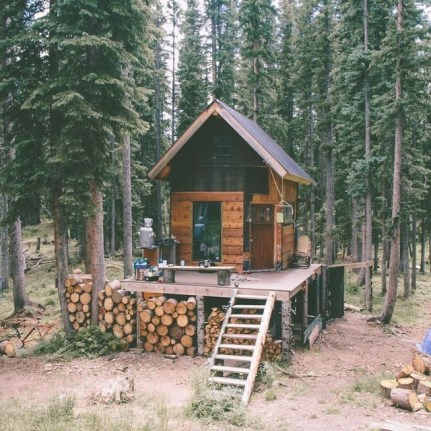 Affordable Tiny House Design Ideas To Live In Nature 07