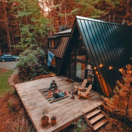Affordable Tiny House Design Ideas To Live In Nature 09