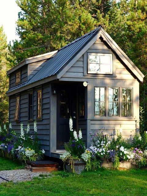 Affordable Tiny House Design Ideas To Live In Nature 30