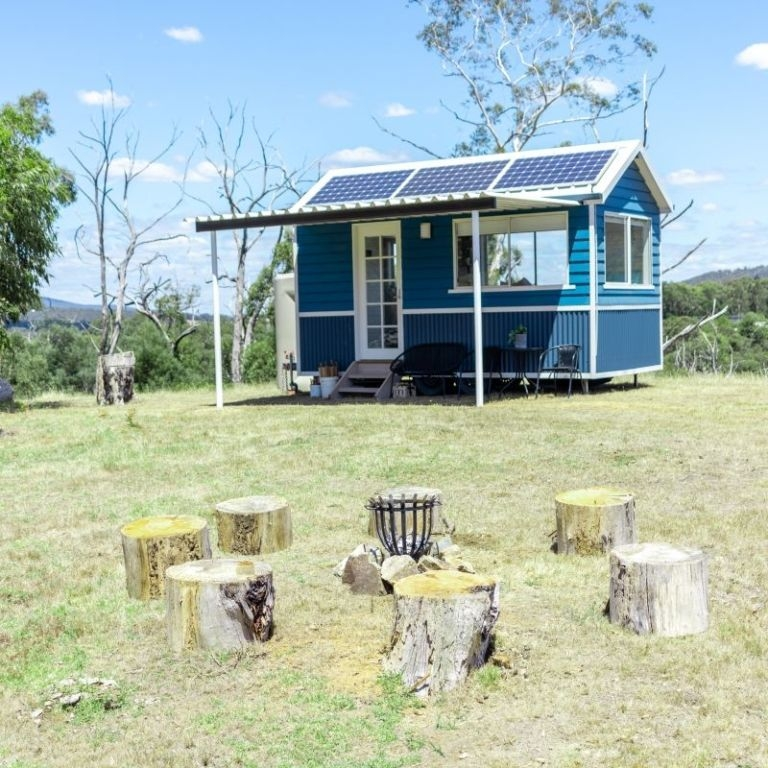 Affordable Tiny House Design Ideas To Live In Nature 32
