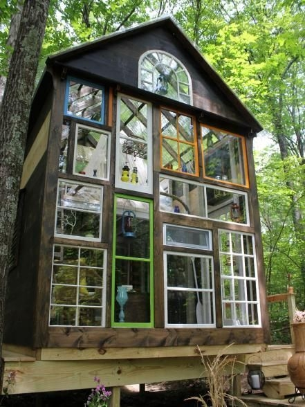 Affordable Tiny House Design Ideas To Live In Nature 36