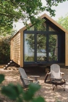 Affordable Tiny House Design Ideas To Live In Nature 38