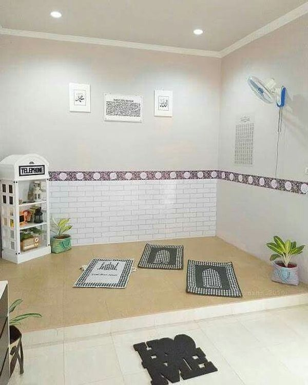 Amazing Praying Room Design Ideas To Bring Your Ramadan More Beautiful 01
