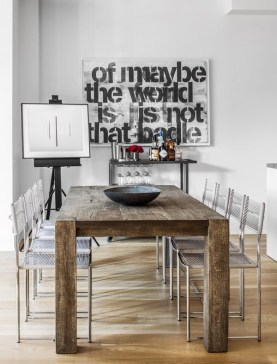 Best Noho Bachelor Loft Design Ideas With Stylish Gray Accents 06