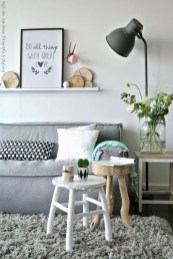 Best Noho Bachelor Loft Design Ideas With Stylish Gray Accents 10