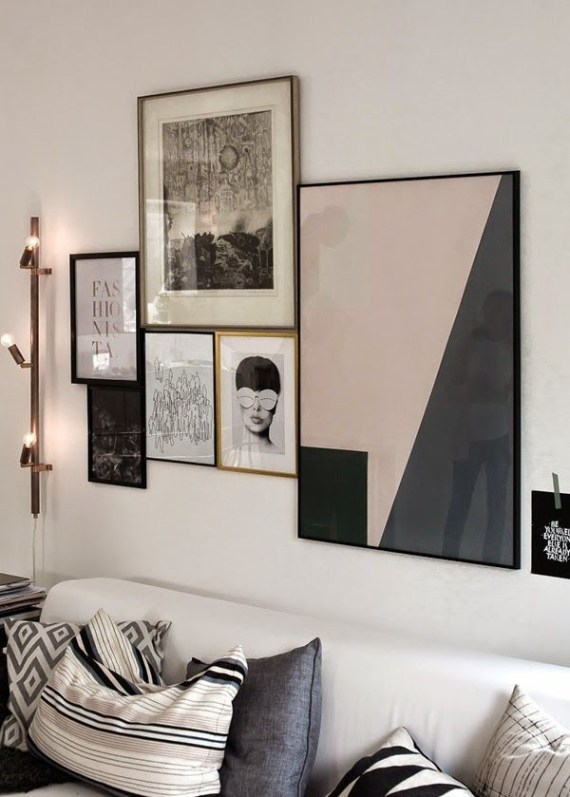 Best Noho Bachelor Loft Design Ideas With Stylish Gray Accents 19