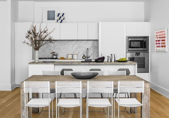 Best Noho Bachelor Loft Design Ideas With Stylish Gray Accents 30