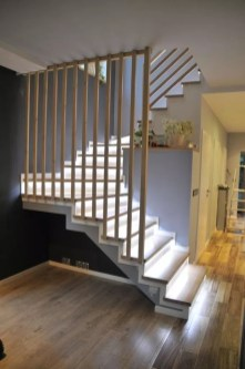 Brilliant Staircase Design Ideas For Small Saving Spaces To Try Asap 01