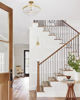 Brilliant Staircase Design Ideas For Small Saving Spaces To Try Asap 09