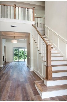 Brilliant Staircase Design Ideas For Small Saving Spaces To Try Asap 13
