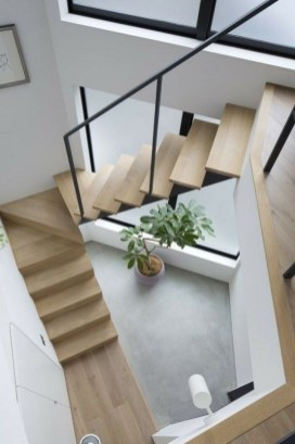 Brilliant Staircase Design Ideas For Small Saving Spaces To Try Asap 26