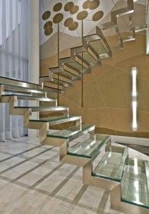 Brilliant Staircase Design Ideas For Small Saving Spaces To Try Asap 30