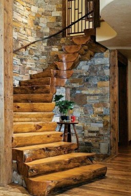 Brilliant Staircase Design Ideas For Small Saving Spaces To Try Asap 34
