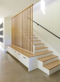 Brilliant Staircase Design Ideas For Small Saving Spaces To Try Asap 37