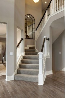 Brilliant Staircase Design Ideas For Small Saving Spaces To Try Asap 41