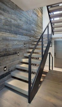 Brilliant Staircase Design Ideas For Small Saving Spaces To Try Asap 50