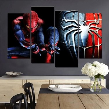 Comfy Spider Verse Wall Decor Ideas That You Can Buy Right Now 19
