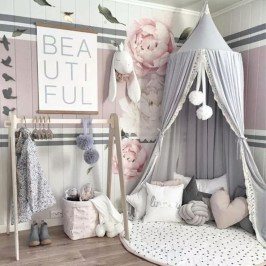 Cozy Winter Decorations Ideas For Kids Room To Have Right Now 05