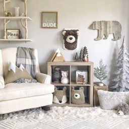 Cozy Winter Decorations Ideas For Kids Room To Have Right Now 14