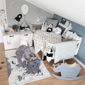 Cozy Winter Decorations Ideas For Kids Room To Have Right Now 20