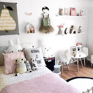 Cozy Winter Decorations Ideas For Kids Room To Have Right Now 34