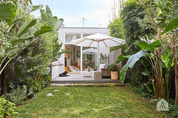 Excellent Private City Garden Design Ideas With Beach Vibes 01