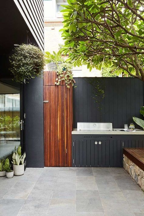 Excellent Private City Garden Design Ideas With Beach Vibes 19
