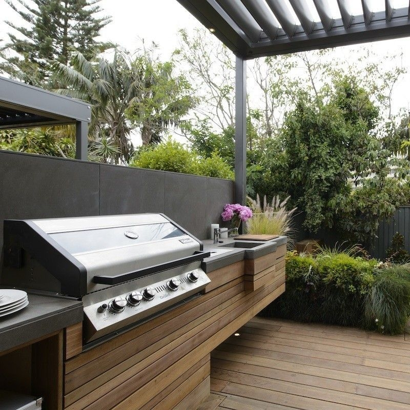 Excellent Private City Garden Design Ideas With Beach Vibes 31