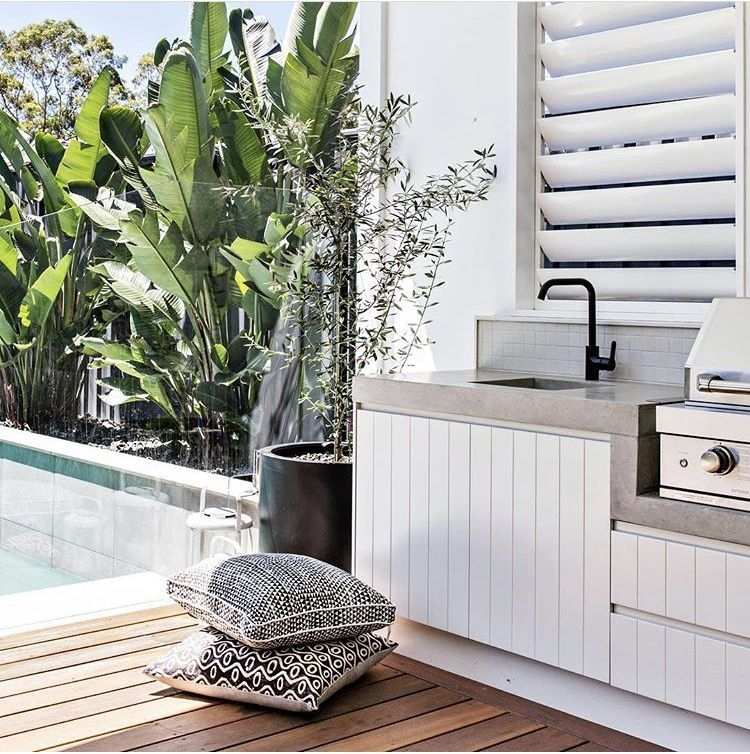Excellent Private City Garden Design Ideas With Beach Vibes 47