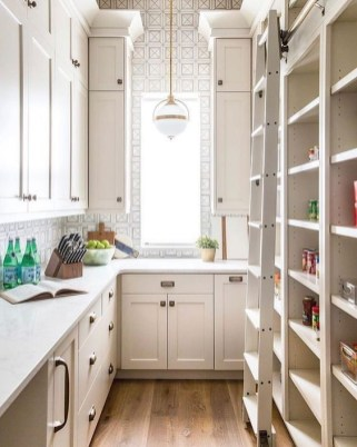 Incredible Kitchen Pantry Design Ideas To Optimize Your Small Space 16