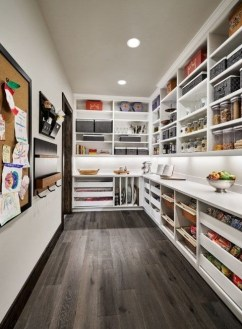 Incredible Kitchen Pantry Design Ideas To Optimize Your Small Space 21