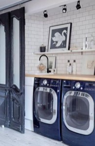 Inexpensive Tiny Laundry Room Design Ideas With Nature Touches 11