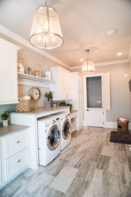 Inexpensive Tiny Laundry Room Design Ideas With Nature Touches 25