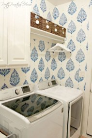 Inexpensive Tiny Laundry Room Design Ideas With Nature Touches 32