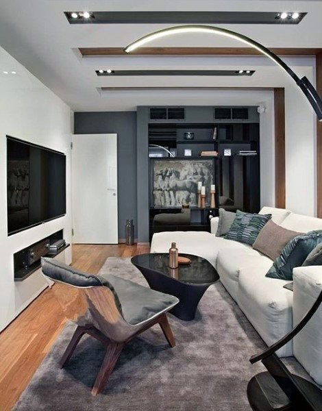 Inspiring Male Living Space Design Ideas That You Need To Try Asap 12