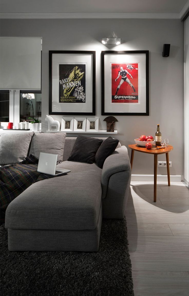 Inspiring Male Living Space Design Ideas That You Need To Try Asap 48