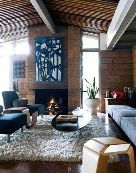 Inspiring Male Living Space Design Ideas That You Need To Try Asap 49
