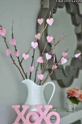 Outstanding Valentine Day Decorations Ideas That You Will Love 16